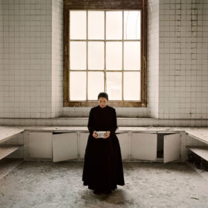 MARINA ABRAMOVIĆ, The Kitchen V: Holding in the Milk
