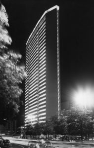 Torre Pirelli 1956 - 60 Courtesy Gio Ponti Archives