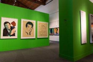 Andy Warhol a Monza