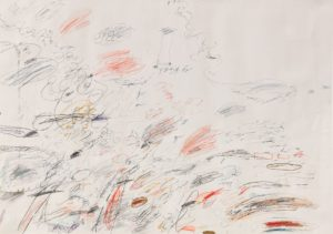 Cy Twombly, Untitled, 1964