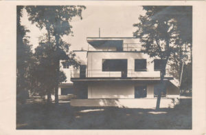 Bauhaus foto storica/historical photo