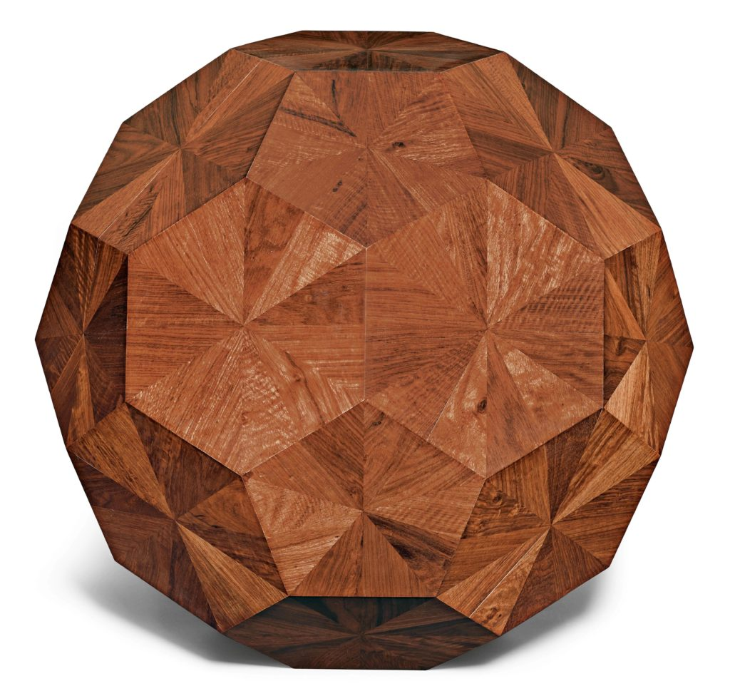 Ai Weiwei, Untitled (wooden ball), 2010