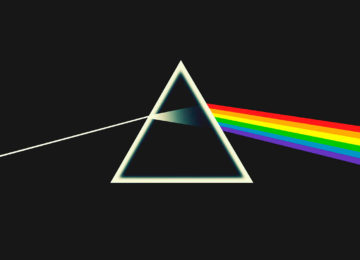 PINK FLOYD, The Dark Side of the Moon, 1973 Progetto grafico/Graphic project Hipgnosis ©Capitol Records