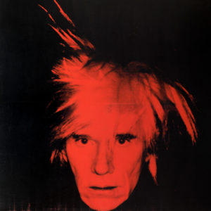 ANDY WARHOL Self Portrait, 1986 Tate © 2020 The Andy Warhol Foundation for the Visual Arts, Inc. / Licensed by DACS, London.